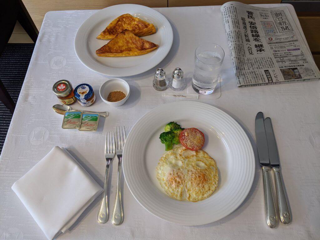 ホテルニューオータニ(東京)の6連泊プラン